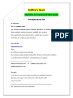 Business Law Test Bank & Solutions Manual
