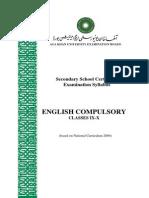 ENGLISH S.L.Os