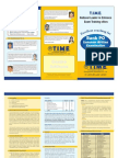 Bank PO CWE Brochure (A3 Size)