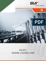 PACIFIC Marine Loading Arm