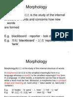 Morphology 5