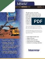 Intercomp - Ms450 Brochures