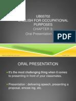 UB00702 Chapter 3.1