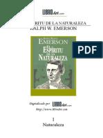 Ralph W. Emerson Poet