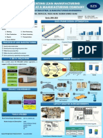 Project Poster - Lean Manufacturing