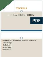 Clase Teorías Depresión 2014