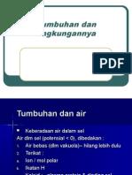 1. FISTUM 2 Tumbuhan Dan Lingkungan Edit