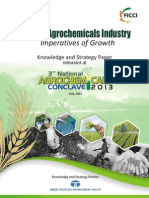 Indian Agrochemicals Industry