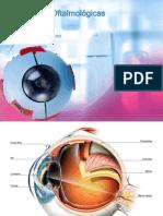 Patologías Oftalmológicas