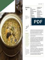 Sweet & Sour Soup Recipe