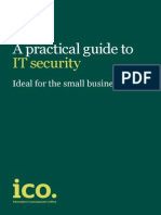 It Security Practical Guide