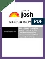 Basic Economics and Indian Economy for Ias Pre Exam (1)