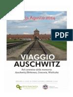 Viaggio Ad Auschwitz - Agosto 2014