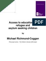 Access to Education for Refugee & Asylum Seeking Children 04