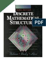 Discrete Mathematical Structures-Kolman.busby.ross