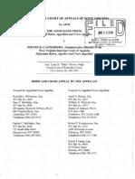 Brief of the Appellee (Steven Canterbury), Associated Press v. Canterbury, No. 34768 (W. Va. Supreme Court)