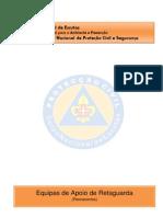 Equipas de Apoio de Retaguarda Funcionamento e Regulamento v2