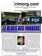 Pierrat et Crimorg.com Le Blues Des Yakuzas