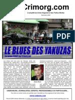 Pierrat et Crimorg.com Le Blues Des Yakuzas