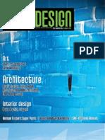 Modern Design AGUSTUS 2007
