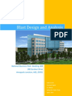 Blast Design and Analysis