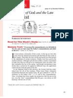 2nd Quarter 2014 Lesson 8 Teachers' Edition