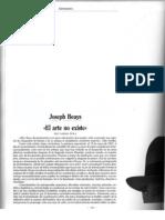 EL ARTE NO EXISTE Joseph Beuys.pdf