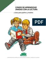 Encarte Dificultades de Aprendizaje Relacionadas Con La Lectura
