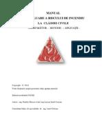 Continut Manual de Identificare Si Evaluare Risc de Incendiu La Cladiri Civile