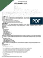 ADL 04 Managerial Economics AM3