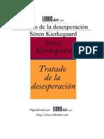 Kierkegaard Soren - Tratado de La Desesperacion[1]