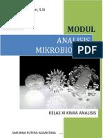Modul Mikrobiologi Lengkap