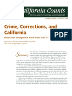 Public Policy Institute of California (PPIC) - Crime, Corrections, And California