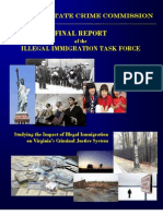 Virginia State Crime Commission - Final Report of the Illegal Immigration Task Force (Jan. 2008)