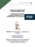 Texto Taller Mjose Álvarez