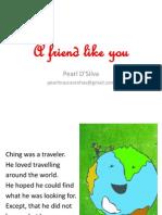 A Friend Like You- Pearl D'Silva