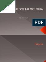 Neurooftalmologia Cesar Ahumada