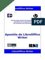 Apostila Writer