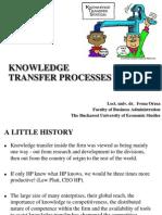 05_Knowledge Transfer Processes