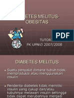 Diabetes Melitus-obesitas - Tutorial c3