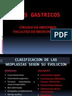 TUMORES GASTRICOS