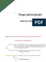Administrativ Partea Speciala 7.10