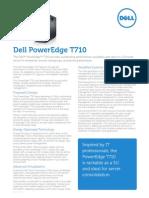 T710 Spec Sheet
