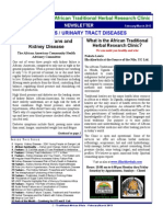KIDNEYS / URINARY TRACT DISEASES