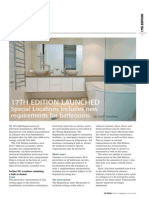 17th Edition Launched Bathrooms Iet Electrical 144368