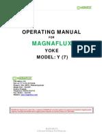 Manual for Y7- YOKE