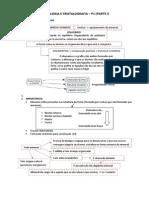 Resumo Mineralogia P1 - I
