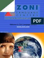 English Language centers