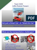 Griffin Robot TEAM SMART Transportation Version4d