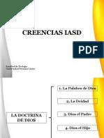 28 Creencias IASD